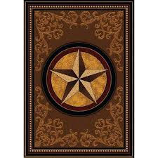 s texas star rug round cowhide rugs