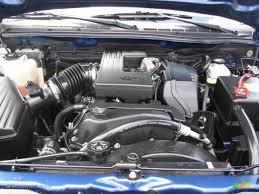 2006 Chevrolet Colorado Z71 Crew Cab 3.5L DOHC 20V Inline 5 ...