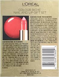 l oreal paris cosmetics art of color makeup kit