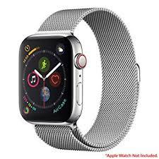 AirCase Milanese Loop Band Strap for Apple Watch <b>Series</b> 5, <b>4, 3, 2</b> ...