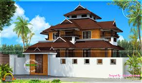 Home Design And Build Laterite Stone House With Padippura Kerala Home Design And