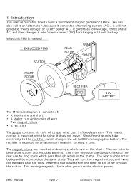 energy wind turbine construction manual manual page 1 2001 2