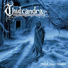 thulcandra fallen angels dominion black metal artwork