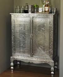 silver paint for furniture. silver leafing furniture google search paint for