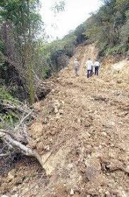 Resultado de imagen para fotos de la Cordillera central en RD. deforestada