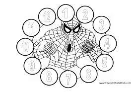 Reward Charts Spiderman 4 spiderman behavior charts on two week behavior printable