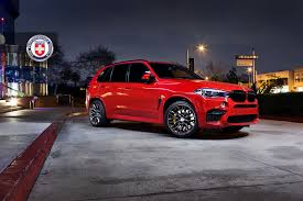 Coupe Series 04 bmw x5 : Melbourne Red BMW X5 M with HRE P200 Wheels in Brushed Dark Clear ...