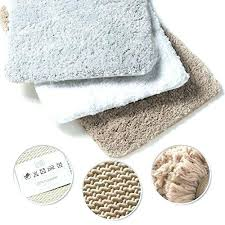 rug non slip backing microfiber bath rug mat non slip backing non skid rug backing spray