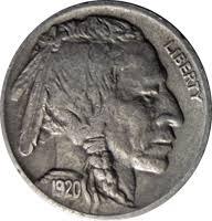 1920 D Buffalo Nickel Value Cointrackers