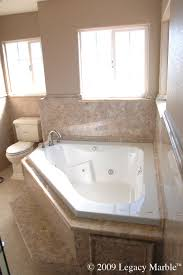 Tub Shower Combos Glamorous Corner Whirlpool Tub Shower Combo Photos Best Image