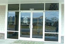 the front door front doors front glass doors front glass door repair full