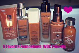 foundations for oily bination skin