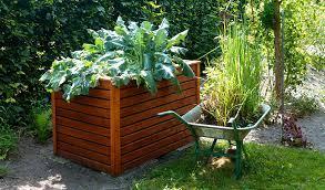 put under my raised garden beds