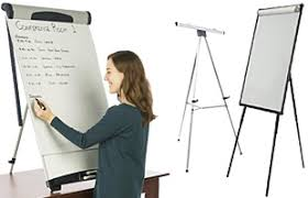 Flip Chart Stands Tripod Stands For Taking Notes