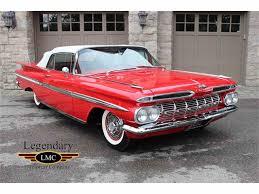 1959 Chevrolet Impala for Sale | ClassicCars.com | CC-876472