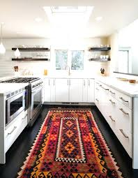 rugs for dark wood floors baroque rug in kitchen contemporary with kitchen rug next to non slip tile ideas alongside sectional area rug and rug on dark