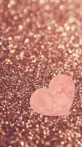 Rose gold glitter wallpaper ...