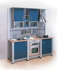 ... Kitchen Design, Cool Blue Rectangle Modern Steel Kitchen Layout Ideas  For Small Kitchens Stained Ideas ...