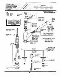inspiring repairing moen kitchen faucet single handle your home idea moen single handle kitchen faucet