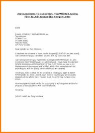 sample letter employee 10 sample letter for employee leaving the company edu techation
