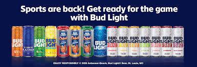 bud light beer 18pk 12 fl oz cans