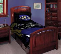 baltimore ravens nfl twin comforter set 63 x 86