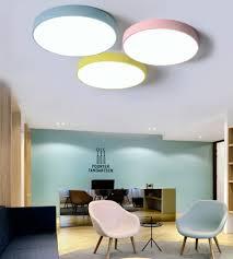 scandinavian lighting. TEVOS Scandinavian Slim Case LED Ceiling Light (Pre-order) Lighting