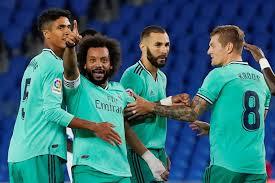 Real Sociedad vs Real Madrid result: LaLiga football as it happened - LIVE!  | London Evening Standard