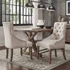 Benchwright Button Tufts Wingback Hostess Chairs (Set of 2) by iNSPIRE Q  Artisan - Free Shipping Today - Overstock.com - 19902079