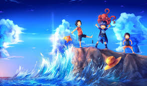 one piece brothers wallpapers top