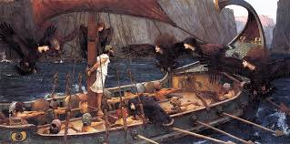 why i gave homer a contemporary voice in the odyssey literary hub
