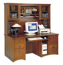 Desk With Puter Storage Puter Desk With Storage Shelves