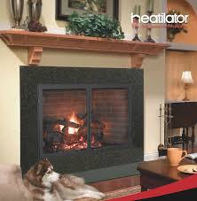 Natural Gas Fireplace Fireplace Inserts U0026 Stoves In Andover CT Fireplace Heatilator