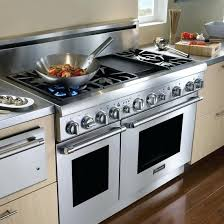 thermador pcg366g. truly flush mounteda thermador 36 inch gas range with griddle cooktop pcg366g o
