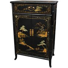 black lacquered furniture. null oriental furniture black lacquer japanese shoe cabinet lacquered