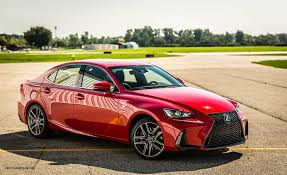 Lexus Isf Best Of 2017 Is 200t F Sport
