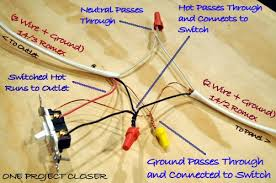 electrical wiring diagrams light switch outlet wiring diagram wiring diagrams for household light switches do it yourself help outlet into cur