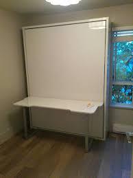 modern wall bed desks expand