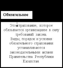 Бухгалтерский учет и аудит Учет доходов и расходов будущих  При этом они должны руководствоваться Указом Президента Республики Казахстан имеющим силу Закона от 18 декабря 2003 г О страховании и заключать в