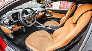 2018 ferrari interior.  interior 2018 ferrari 812 superfast  and ferrari interior