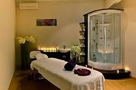 massage room decor spa rooms spa decor