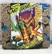 Well you're in luck, because here they come. Crayola Art With Edge Vanishing Numbers Kit Hidden Animal Pages Markers Case 19 99 Picclick