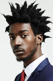 men s afro hair