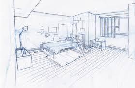 draw bedroom photo - 1