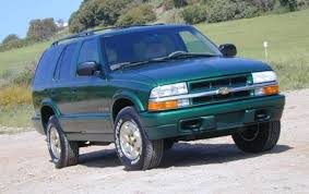 1999 Chevrolet Blazer - Information and photos - ZombieDrive
