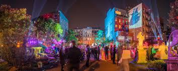 Dumbo Light Festival 2017 New Yorks Festival Of Light