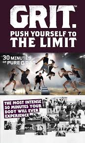 grit cardio is a 30 minute hiit which improves your cardiovascular endurance and makes your body burn calories long after your