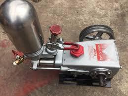 Trang bị máy rửa xe dây đai hay máy cao áp thì tốt? - Thiết Bị Rửa Xe