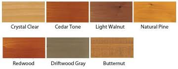 Defy Stain Color Chart Wood Stain Colors Paint Supplies
