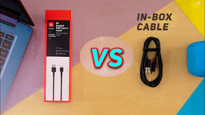 <b>MI braided usb</b> C cable vs Normal <b>usb type c</b> cable || <b>Mi type C</b> cable ...